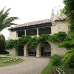 Casa de Pérez de Bustamante en Caranceja