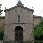 Ermita del Cristo en Bielva