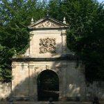 Finca de la sociedad Puente San Miguel o Jardin Historico en Puente de San Miguel