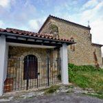 La capilla de San Esteban en San Esteban