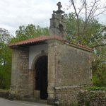 Ermita de San Pedro en Puente de San Miguel