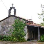 Ermita de San Andrés en Rubayo