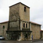 Iglesia parroquial de San Bartolomé en Elechas