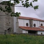 Iglesia parroquial de San Vicente en Setién