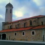 Iglesia Santa María de Hazas de Cesto