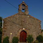 Ermita de San Miguel de Elechino en  Entrambasaguas