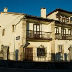 Casa natal de Ramón Pelayo en Valdecilla