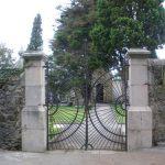 Cementerio Ángel de las Pozas en Valdecilla