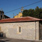 Ermita de San Roque en Hermosa