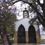 Ermita de San Roque en Valdecilla