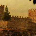Castillo de San Vicente en Argüeso